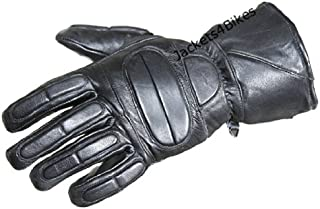 motorcycle gloves long