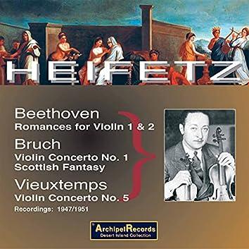 Jascha Heifetz Violin