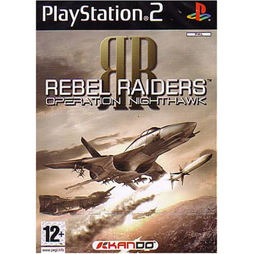 Rebel Raiders: Operation Nighthawk - PlayStation 2