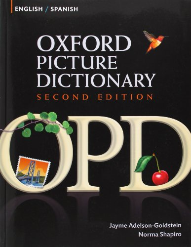 Oxford Picture Dictionary (Oxford Picture Dictionary 2E)
