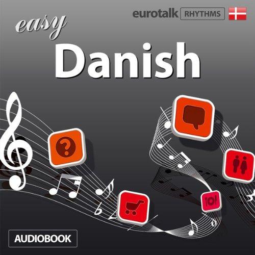 Rhythms Easy Danish audiobook cover art