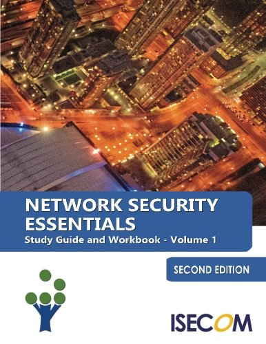 Network Security Essentials Study Guide Workbook Volume 1 Second Edition Security Essentials Study Guides