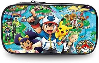 Pikachu - Estuche para bolígrafos Pokemon Pokemon para estudiantes de primaria y secundaria.: Amazon.es: Oficina y papelería