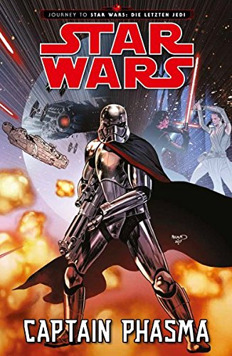 Star Wars Comics: Captain Phasma: Journey to Star Wars: Die letzten Jedi