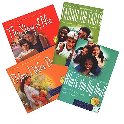 Full Set - God's Design for Sex Series, 4 Books: Revised By: Stan Jones, Brenna Jones (Paperback) 2007