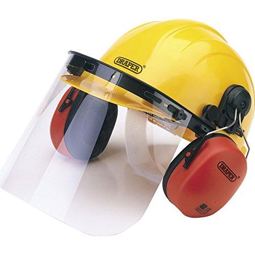 Draper avanzada XS69933 casco con protectores auditivos y visera [unidades 1]...