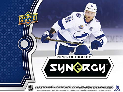 2018-19 Upper Deck Synergy Hockey Hobby Box