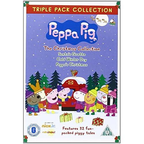 Peppa Pig - The Christmas Collection (3 Dvd) [Edizione: Regno Unito] [Edizione: Regno Unito]