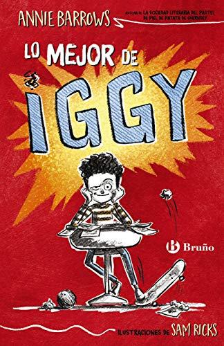 Lo mejor de Iggy (Castellano - A PARTIR DE 10 AÑOS - PERSONAJES Y SERIES - Iggy)