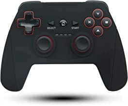 Maegoo Mando PS3 PC Inalámbrico, 2.4GHz Inalámbrico Gaming Mando PC Playstation 3 Gamepad Joystick Recargable con Vibración Shock para Sony Playstation 3 y PC Windows 10 XP 7 8 8.1
