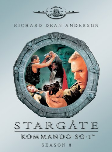 Stargate Kommando SG-1 - Season 8 Box (6 DVDs im Digipack)