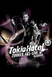 Tokio Hotel-Zimmer 483-Live on European Tour [Édition Collector]