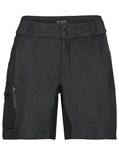 VAUDE Damen Hose Women's Tremalzini Shorts, black, 36, 408380100360