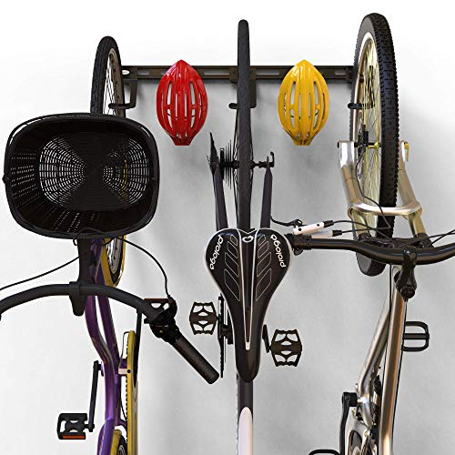 Koova Wall Mount Bike Storage Rack Garage Hanger...