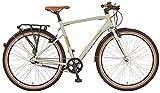 "Prophete Herren URBANICER 20.BMU.10 Urban Bike 28"" Fahrrad, Sand, RH 55"