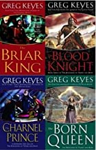 The Kingdoms of Thorn and Bone [Boxed Set 1-4] The Briar King, The Charnal Prince, The Blood Knight, & The Born Queen