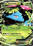 2014 Fall Pokemon - Venusaur Ex HP 180 XY28 Promo