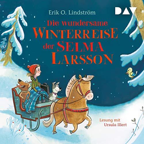 Die wundersame Winterreise der Selma Larsson cover art