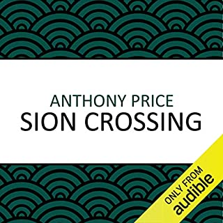 Sion Crossing audiobook cover art