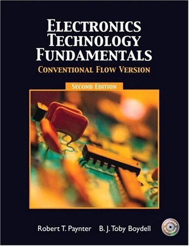 Electronics Technology Fundamentals - Conventional Flow (2nd Edition)