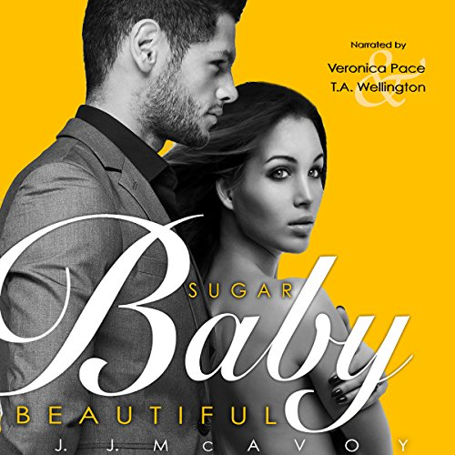 Sugar Baby Beautiful audiobook cover art