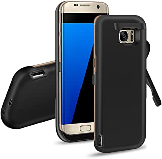 wholesale dealer 632c2 82bb2 Amazon.com: Samsung Galaxy S 7 Edge - Battery Charger Cases / Cases ...