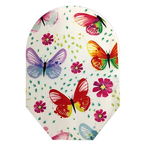 Colorful Butterflies Pouch Cover Closed End