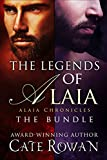 The Legends of Alaia Bundle: Swords and Scimitars & Sword and Lute (Alaia Chronicles)