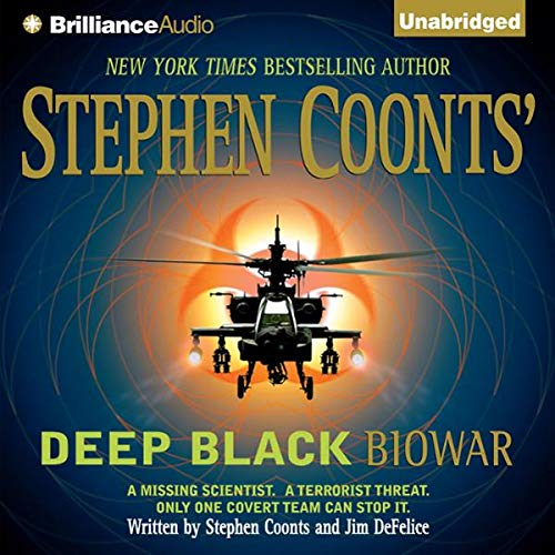 Biowar Audiobook By Stephen Coonts,                                                                                        Jim DeFelice cover art