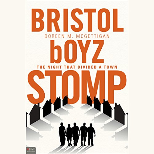Bristol boyz Stomp audiobook cover art