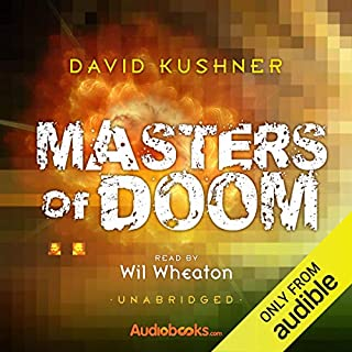 Masters of Doom cover art