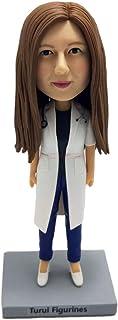 figurine personalizzate di bambole su misura per gli Stati Uniti realizzano una bobble head personalizzata per le bambole ...