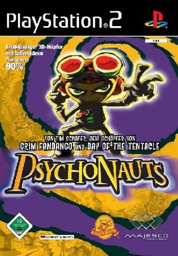 Psychonauts [Importación alemana]