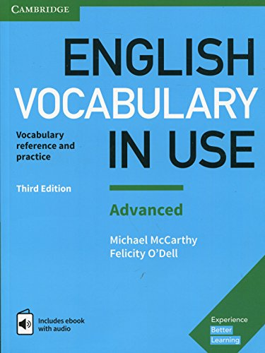 English Vocabulary in Use. Advanced Third edition. Book with Answers and Enhanced eBook: Vocabulary Reference and Practice