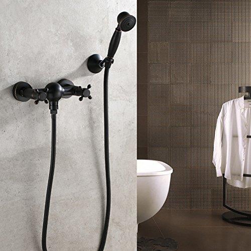 Maifeini _ bronce oscuro bañera grifo ducha ducha grifo grifo ducha obedecer sanitaria europeo ducha recinto