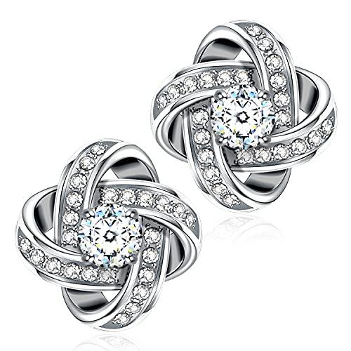 Alex Perry regalos de navidad mujer plata pendientes swarovski joyas para mujer pendientes adelgazar regalos san valentin pendientes para boda niñas novia regalo para mujer madre e hija profesora