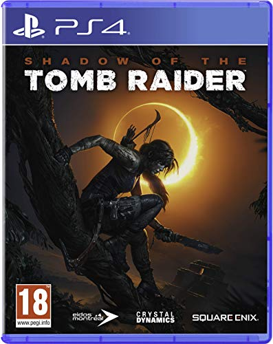 Shadow of the Tomb Raider - PlayStation 4 [Edizione: Regno Unito]