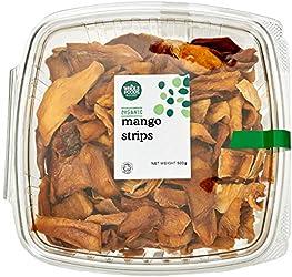 Whole Foods Market Organic Mango Strips, 500g