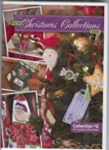 OESD Christmas Collection 2010 Embroidery Designs CD #2