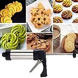 01 Ugello per Pasticceria, Macchina per Biscotti per Uso Domestico da Cucina Fai-da-Te per Biscotti