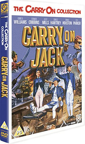 Carry On Jack [DVD]