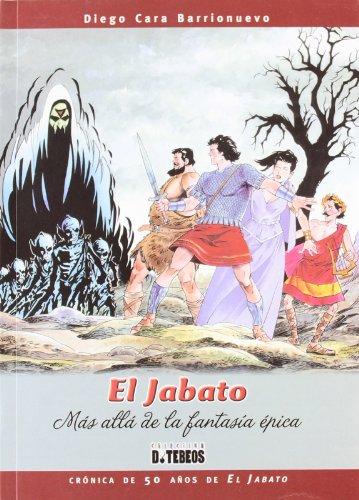 Jabato, el - mas alla de la fantasia epica segunda mano  Se entrega en toda España