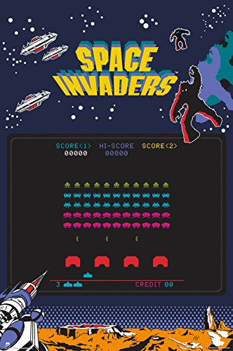 GB Eye LTD, Space Invaders, Pantalla, Poster 61 x 91,5 cm
