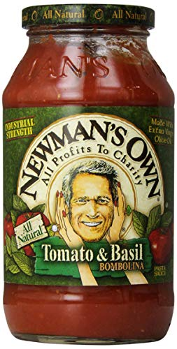 Newmans Own Pasta Sauces