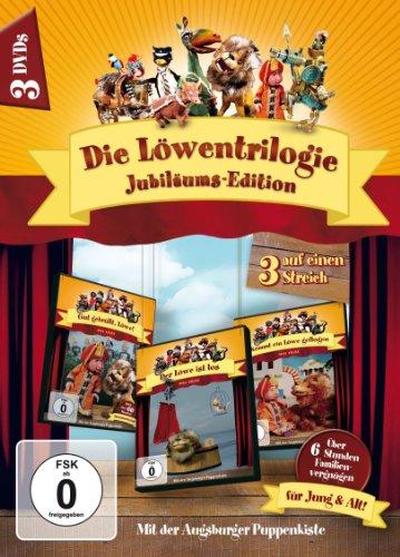 Die Löwentrilogie - Jubiläums-Edition (3 DVDs)