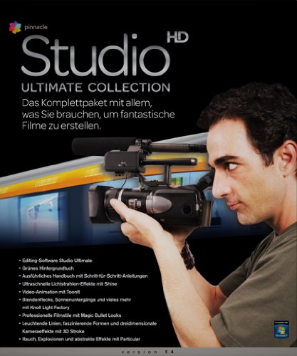 Pinnacle Studio 14 Ultimate Collection [import allemand]