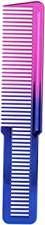 【2021 New Year's Special】Gradient Comb 8.1 x 1.6in Hair Styling Comb, Hairdressing Styling Tool Hairdresser Comb, Bright C...