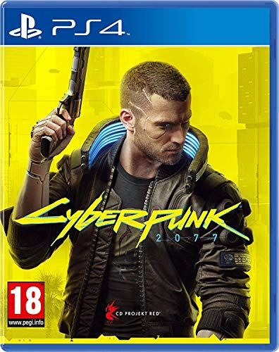 Cyberpunk 2077 (PS4) [ENGLISH Version]