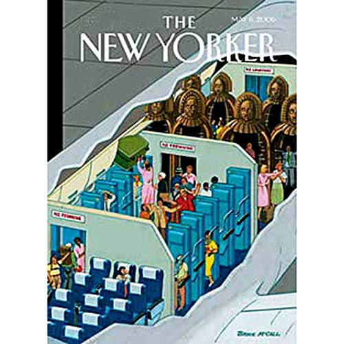 Couverture de The New Yorker (May 8, 2006)