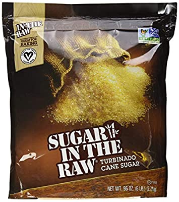 Cane Sugar, 6 lbs, Pack of 2